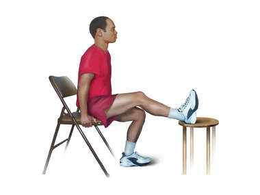 Knee Extension Exercise