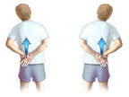 Rotator Cuff Exercise: Up-the-back Stretch
