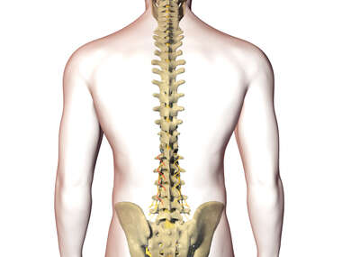 Inflammation of Left Lumbar Nerves